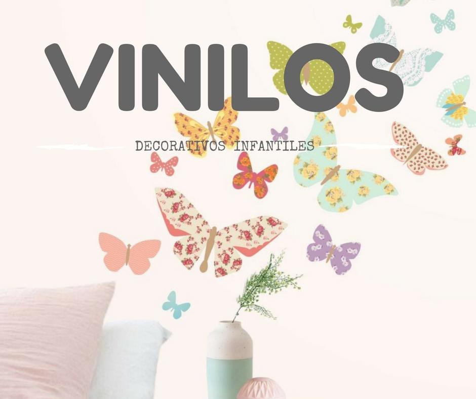 Vinilos decorativos para el cuarto de los peques for Los vinilos decorativos