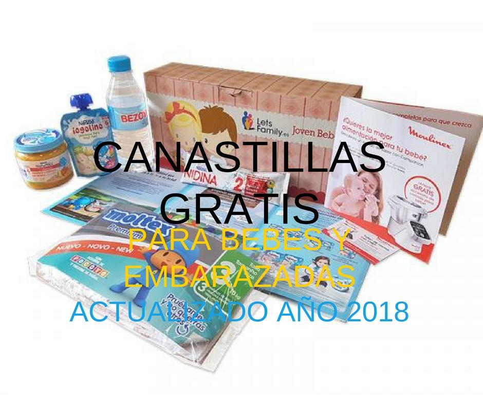 Canastillas gratis para bebe y embarazadas 2018 - Canastillas para bebes ...